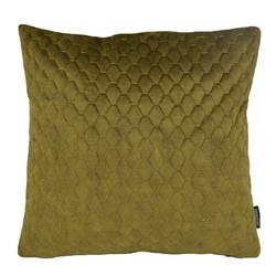 Nera Velvet Olive | 45 x 45 cm | Kussenhoes | Polyester