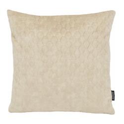 Nera Velvet Beige | 45 x 45 cm | Kussenhoes | Polyester