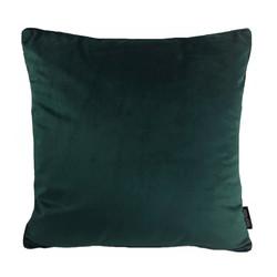 Velvet Intens Groen | 45 x 45 cm | Kussenhoes | Polyester