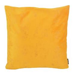 Flo Gold Velvet Geel | 45 x 45 cm | Kussenhoes | Polyester