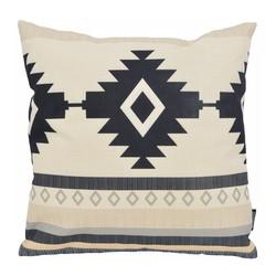 Deezz Aztec | 45 x 45 cm | Kussenhoes | Linnen/Katoen