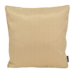 Ishaan Ivory / Gold   45 x 45 cm   Kussenhoes   Polyester