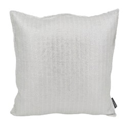 Nio Silver   45 x 45 cm   Kussenhoes   Polyester