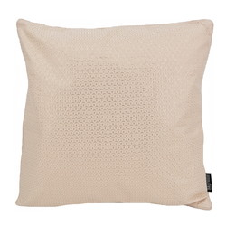 Roxy Ivory / Champagne | 45 x 45 cm | Kussenhoes | Polyester