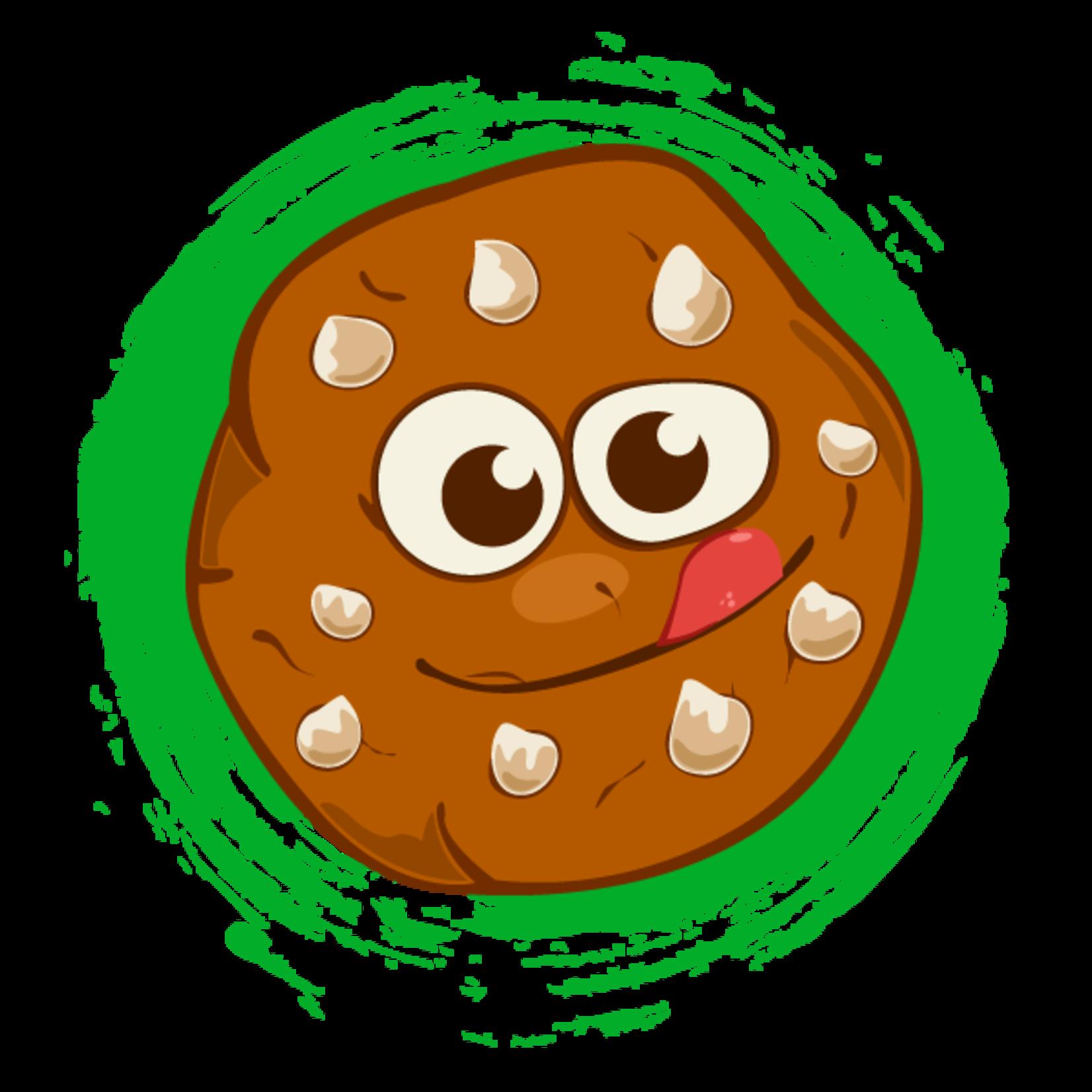 CBD Caramel Cookie