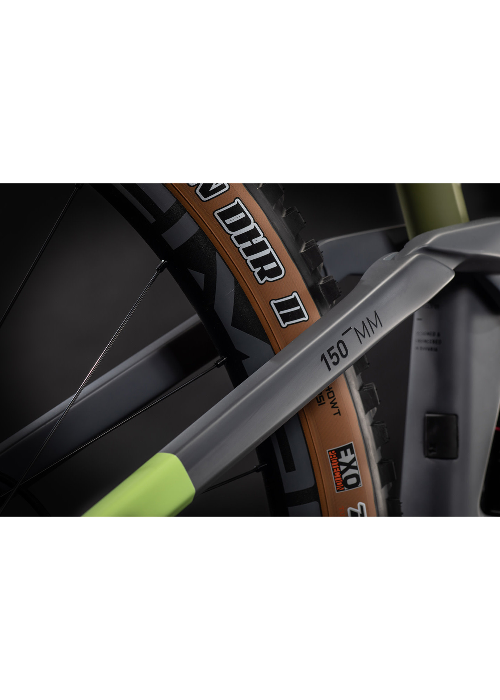 Cube Cube Stereo C:62 Race Olive/ Grey 2021