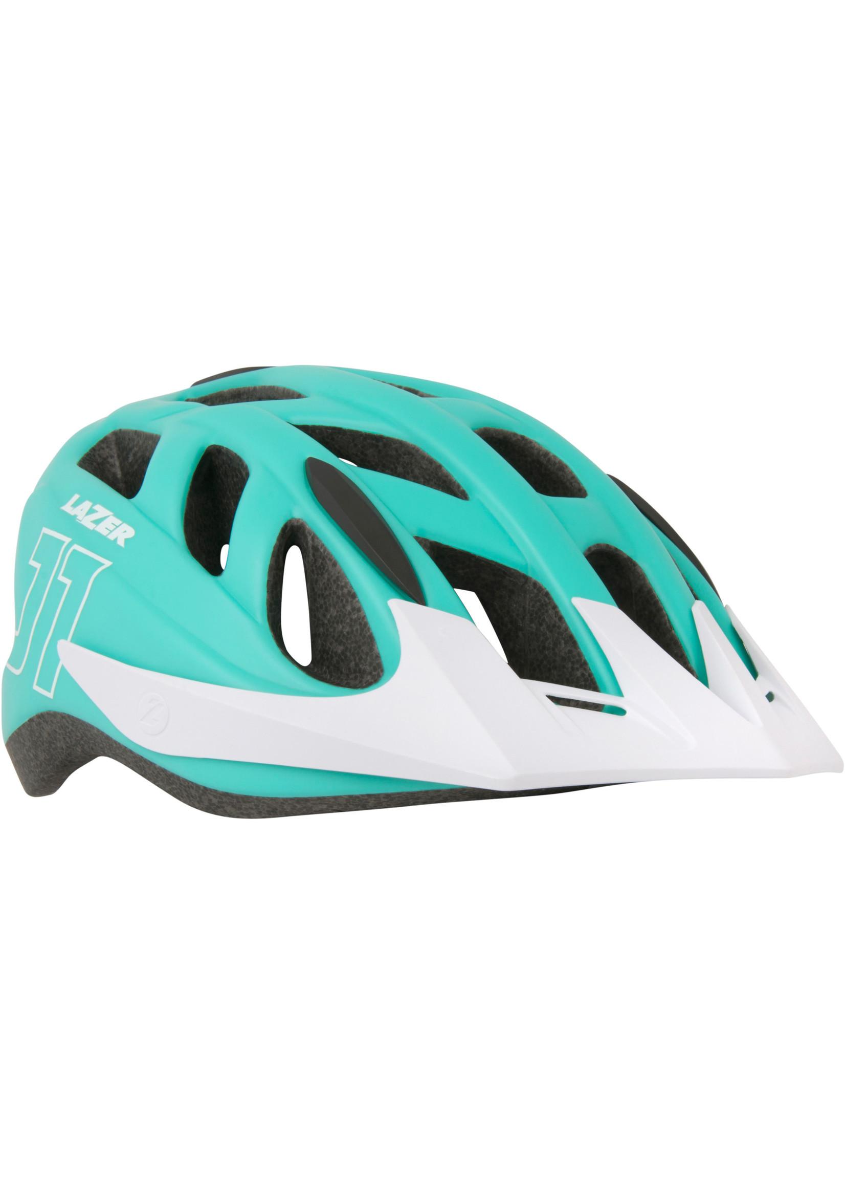 Lazer J1 Helmet, Mint Green/White, Uni-Youth
