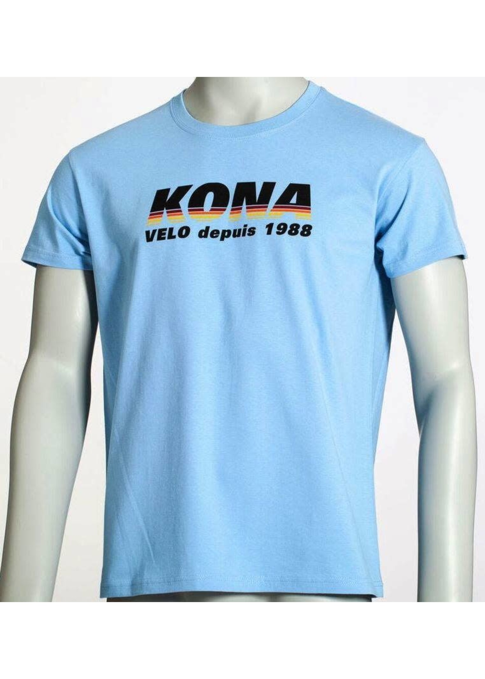 Kona T-Shirt Kona Velo Depuis