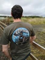 Kona T-Shirt Kona Freewheelin