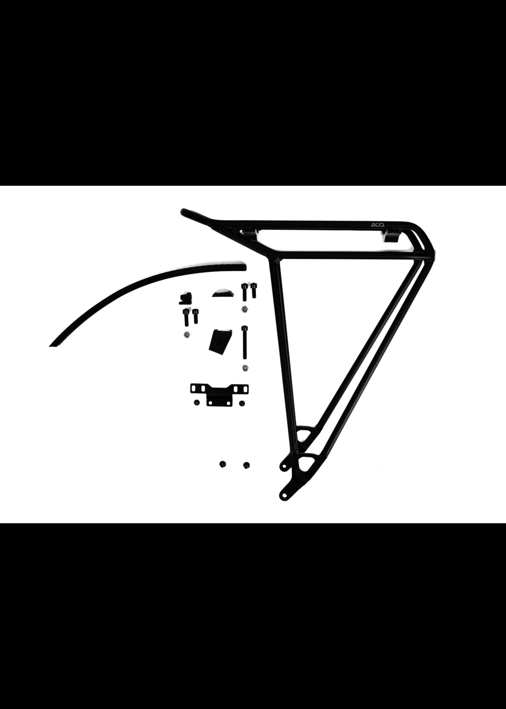 "Cube Cube Acid Rear Carrier SIC Pure 29"" RILink Black"