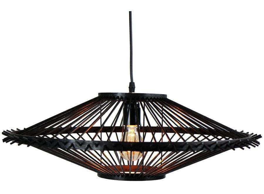 Deckenleuchte Bambus Lampe Handgefertigt - Liam