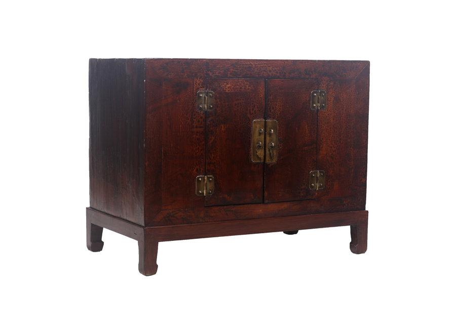 Fine Asianliving Antiker Chinesischer Schrank Braun - Shanxi, China