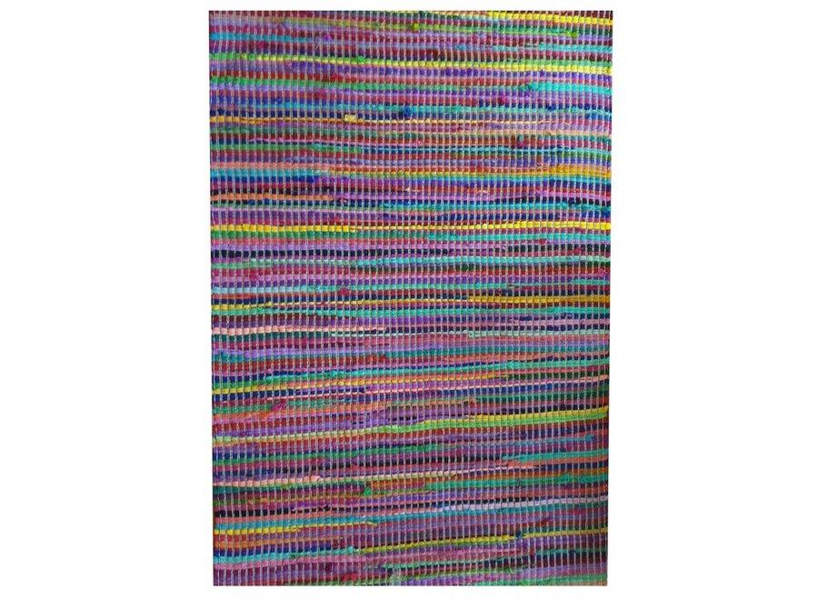 Teppich Vielfarbig 160x230cm