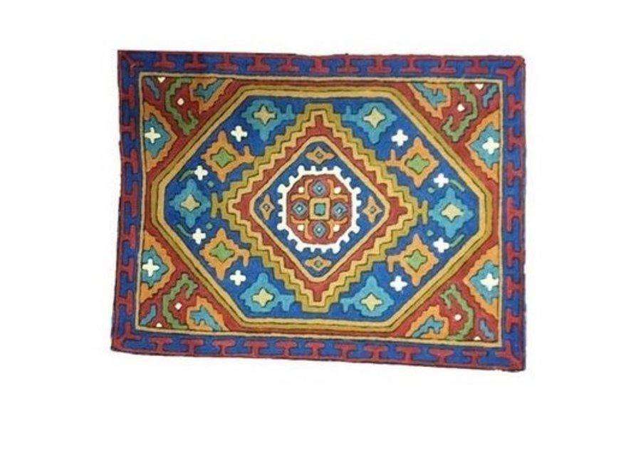 Fine Asianliving Large Cushion Nepal Fourhoek