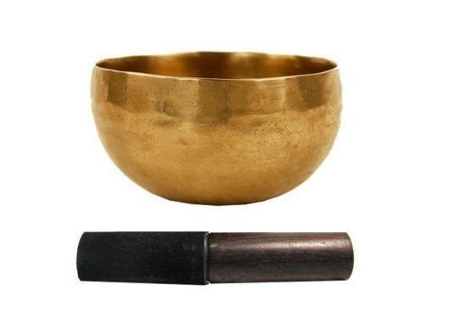 Fine Asianliving Klangschale Medizin Buddha 400-600gr 13cm