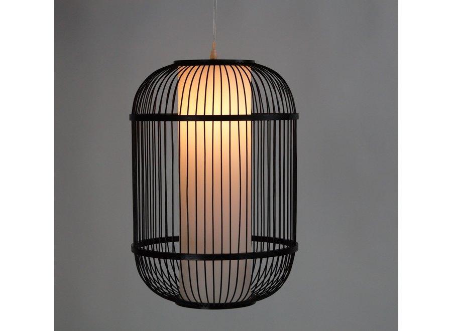 Deckenleuchte Pendelleuchte Beleuchtung Bambus Lampenschirm Handgefertigt - Dylan