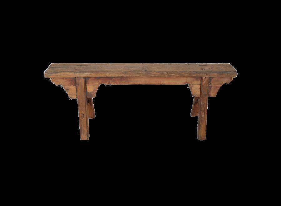 Antique Chinese Bench W112xD18xH53cm