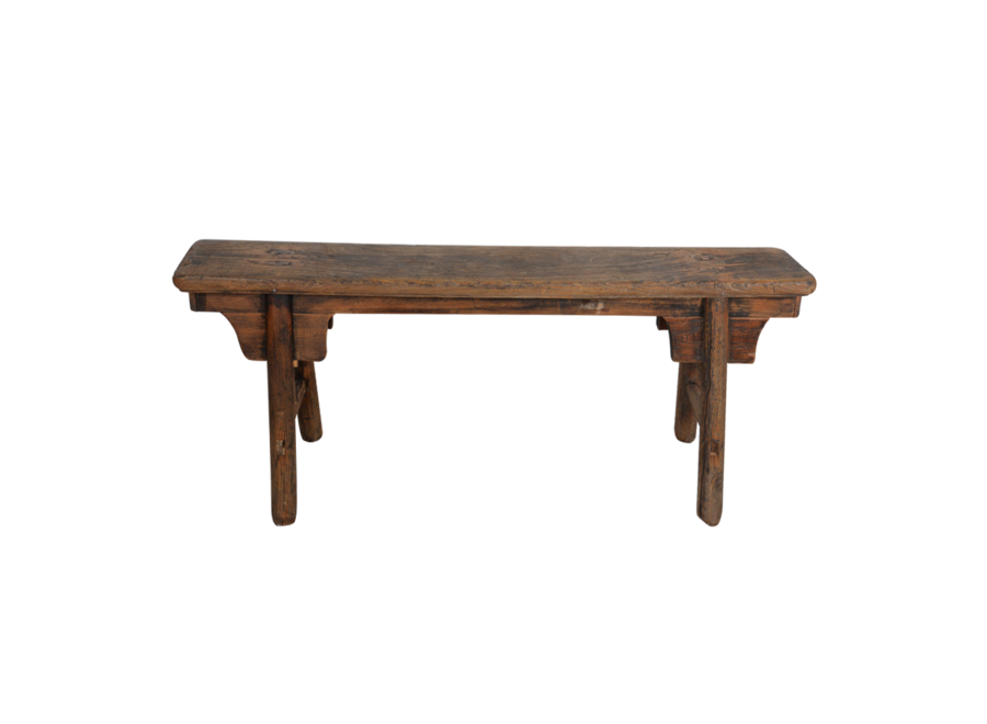 Fine Asianliving Antique Chinese Bench W112xD18xH53cm