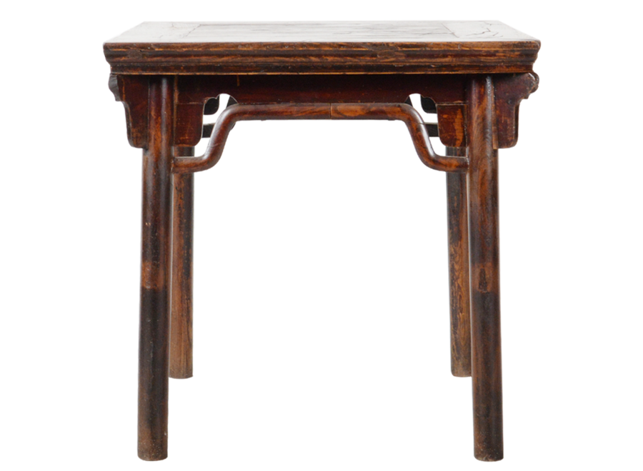 Fine Asianliving Antique Chinese Console Table  W80xD80xH81cm