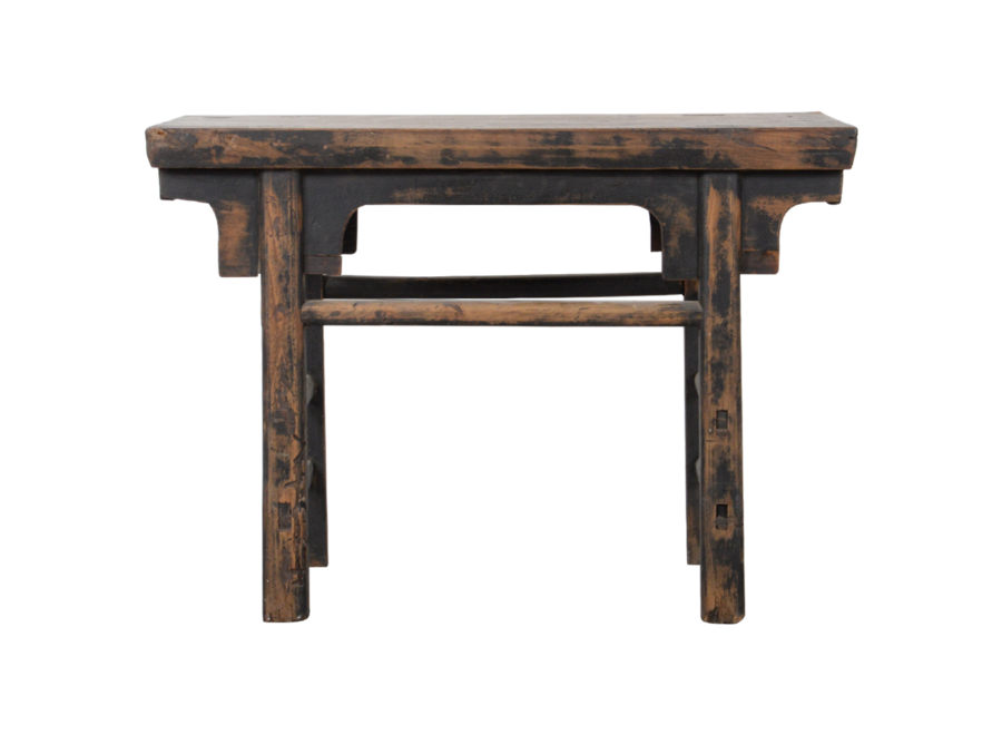 Fine Asianliving Antique Chinese Console Table W97xD43xH70cm