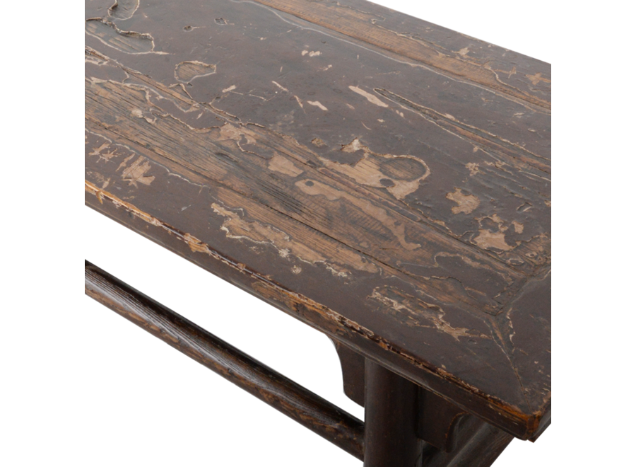 Fine Asianliving Antique Chinese Bench W108xD49xH44cm