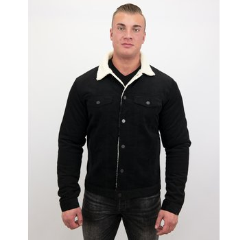 Palablu Trucker Jack - Spijkerjas Heren - Zwart