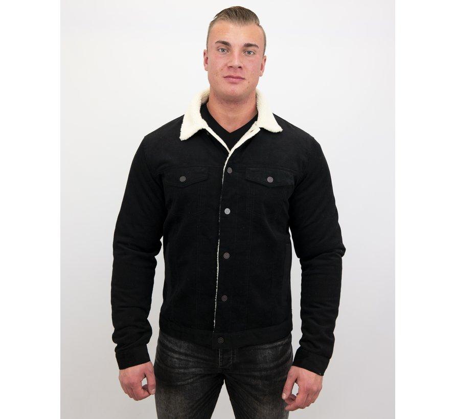 Trucker Jack - Spijkerjas Heren - Zwart