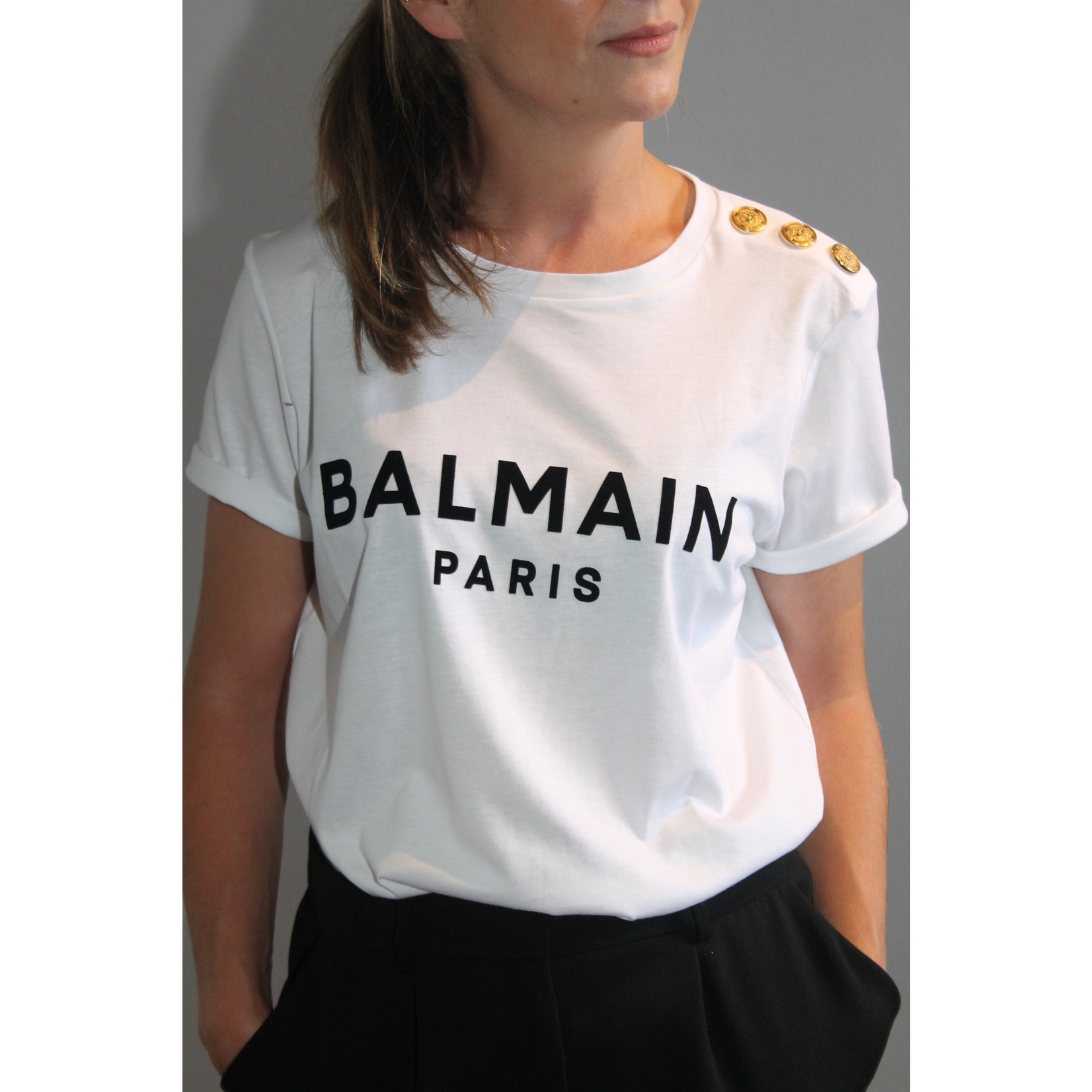 BALMAIN T-Shirt 42578