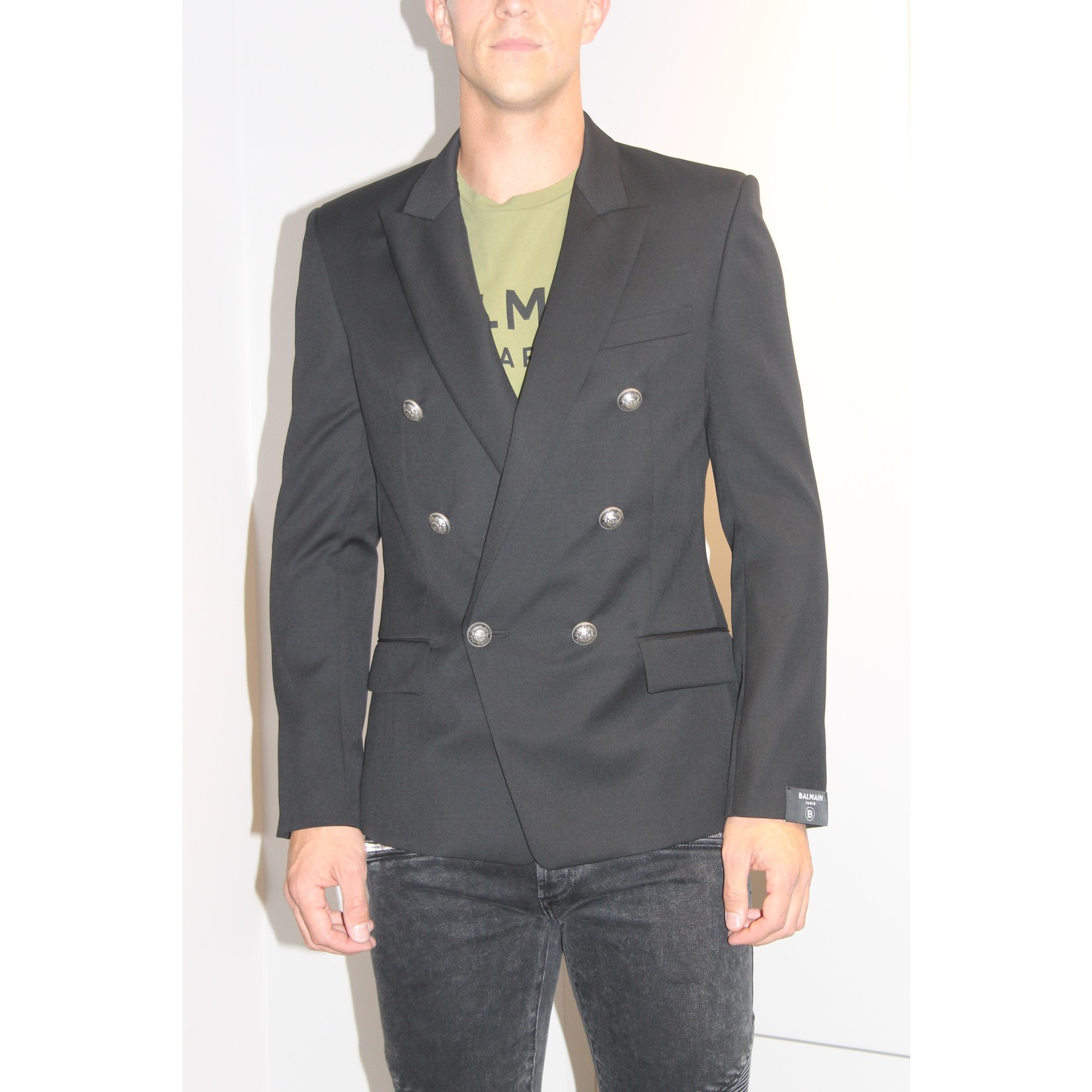 BALMAIN Vest 42809