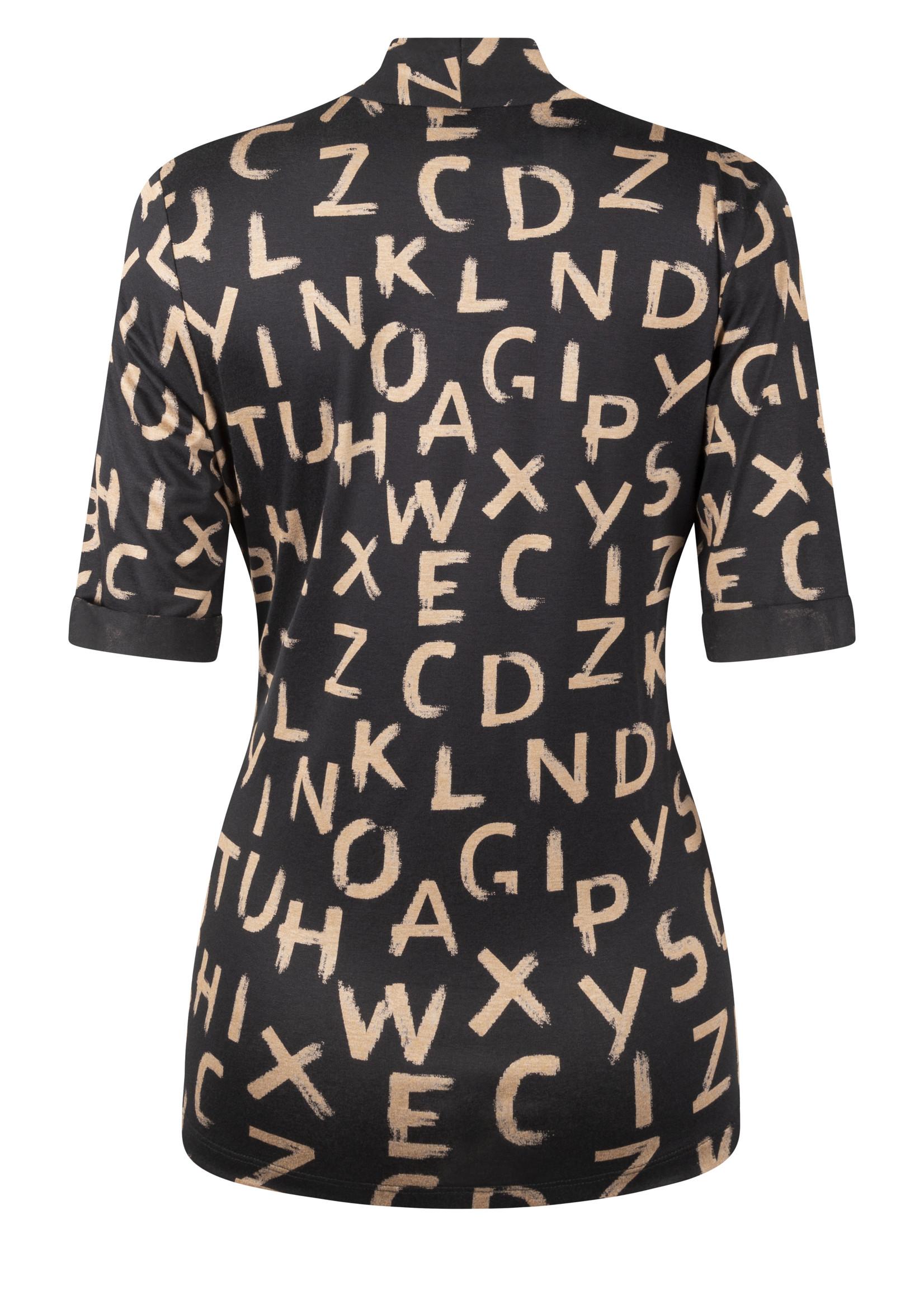 Zoso Zoso - Viv - shirt - allover printed