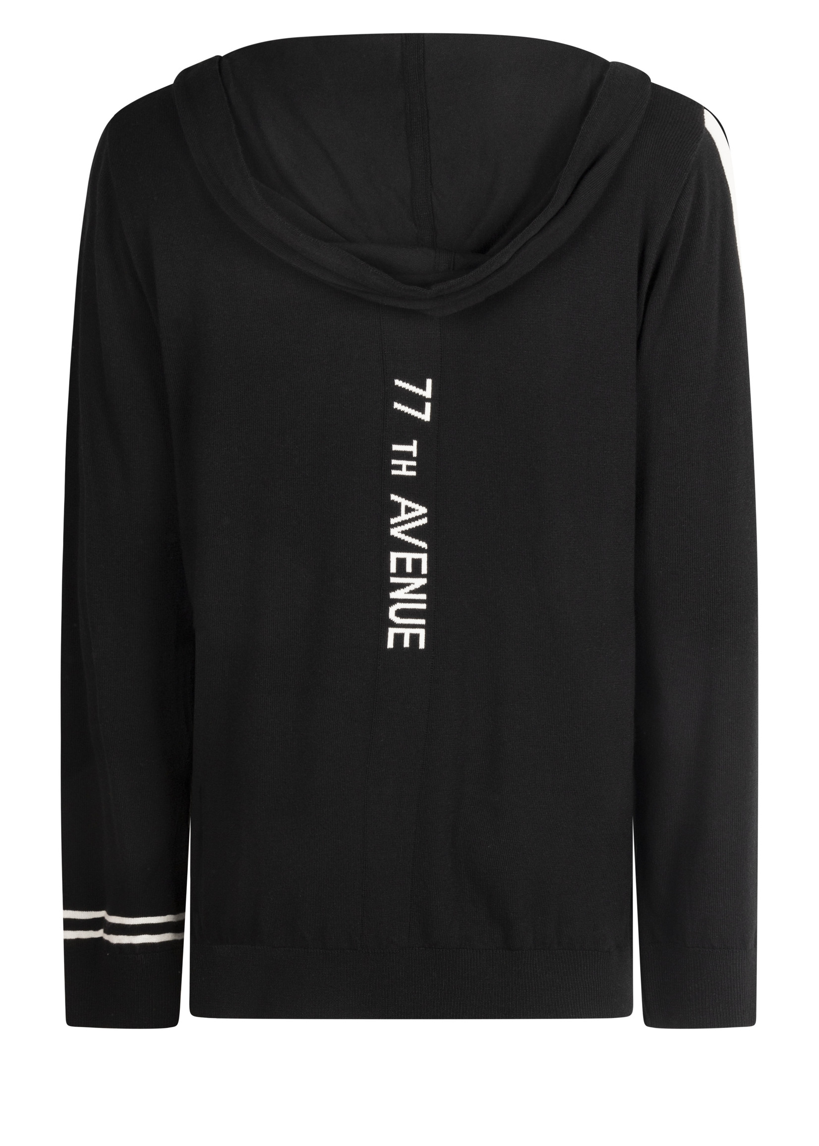 Zoso Zoso - Feline - Luxury knitted hoody