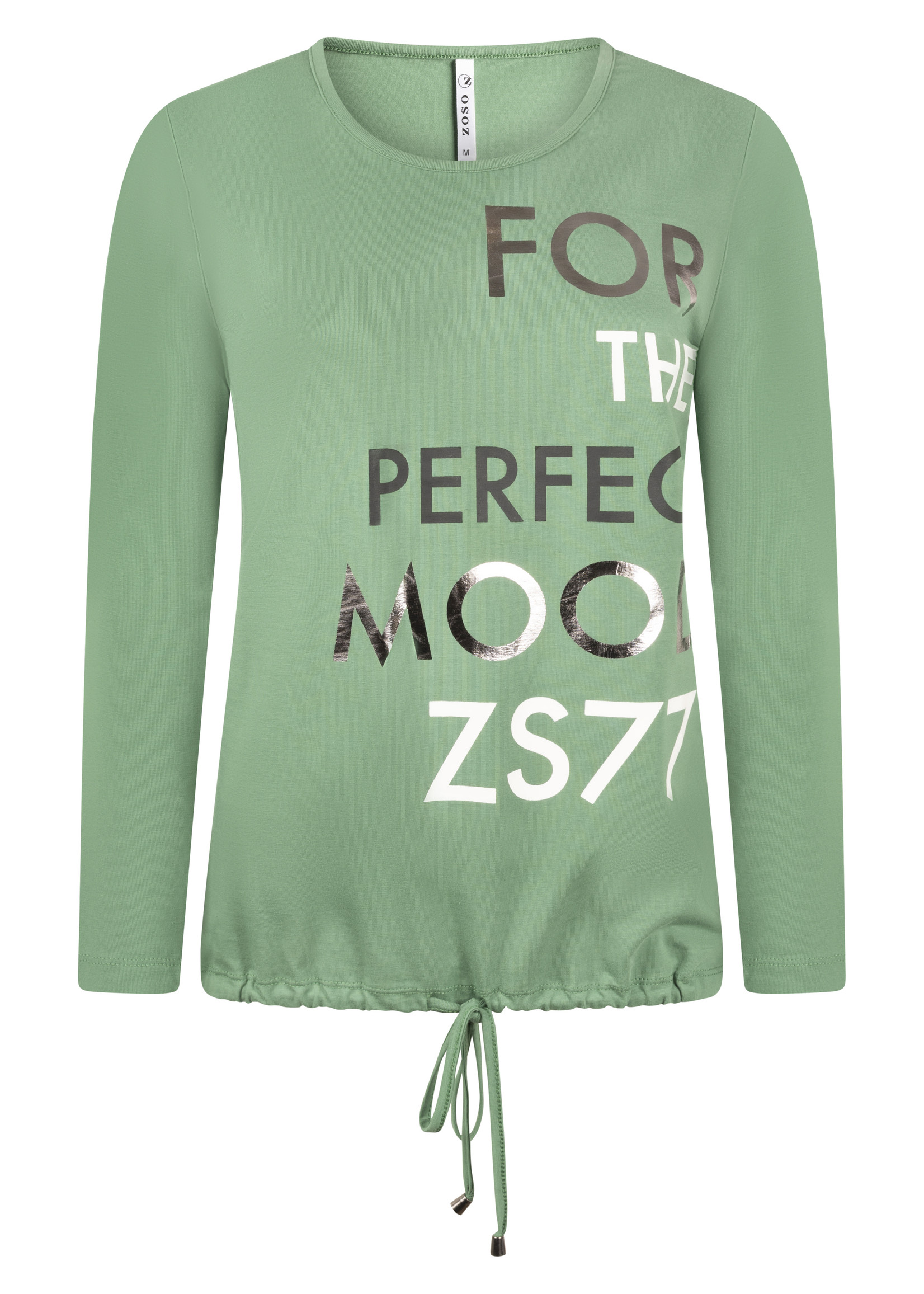 Zoso Zoso - Mood -Shirt - Green