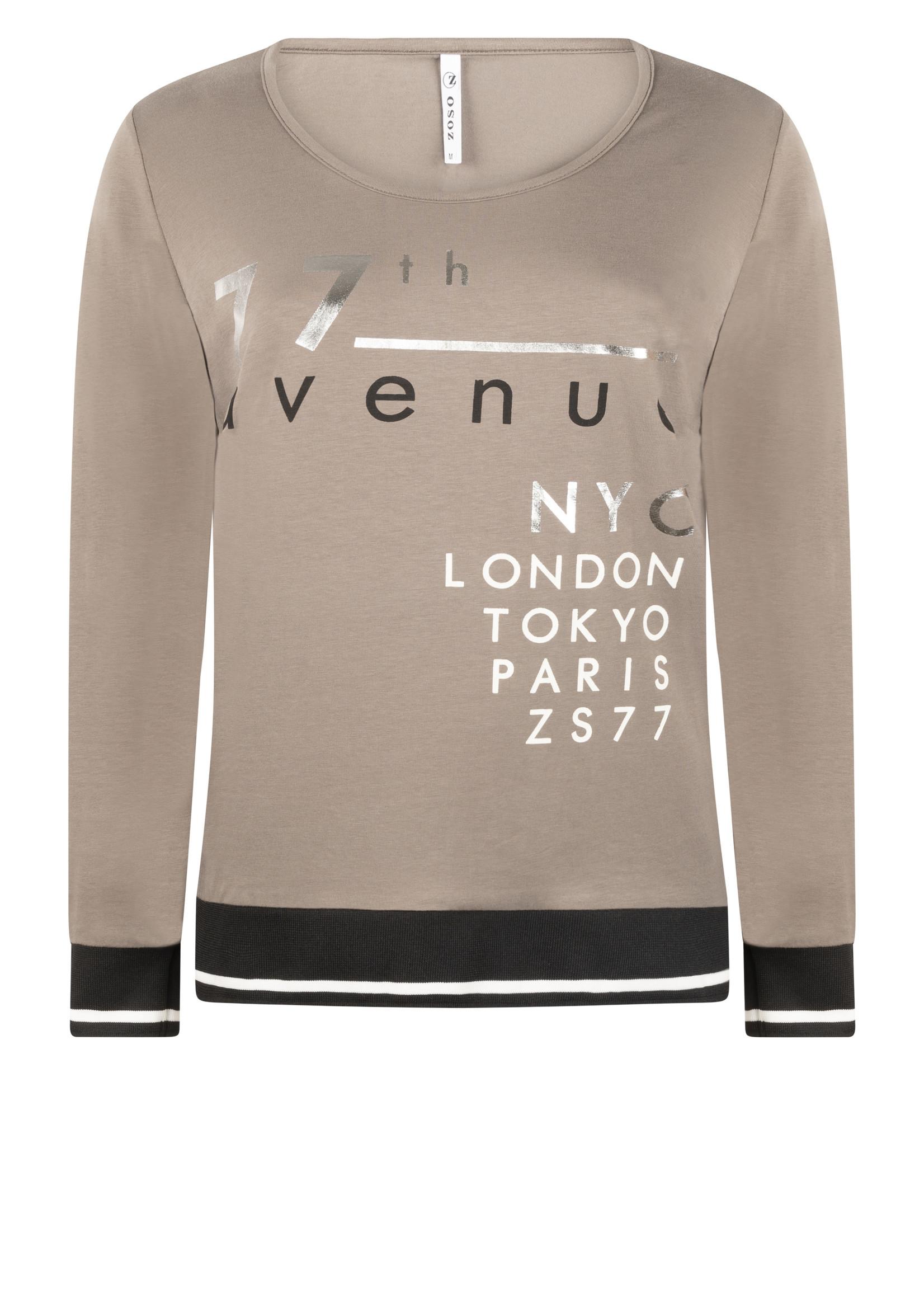 Zoso Zoso - Paris - shirt
