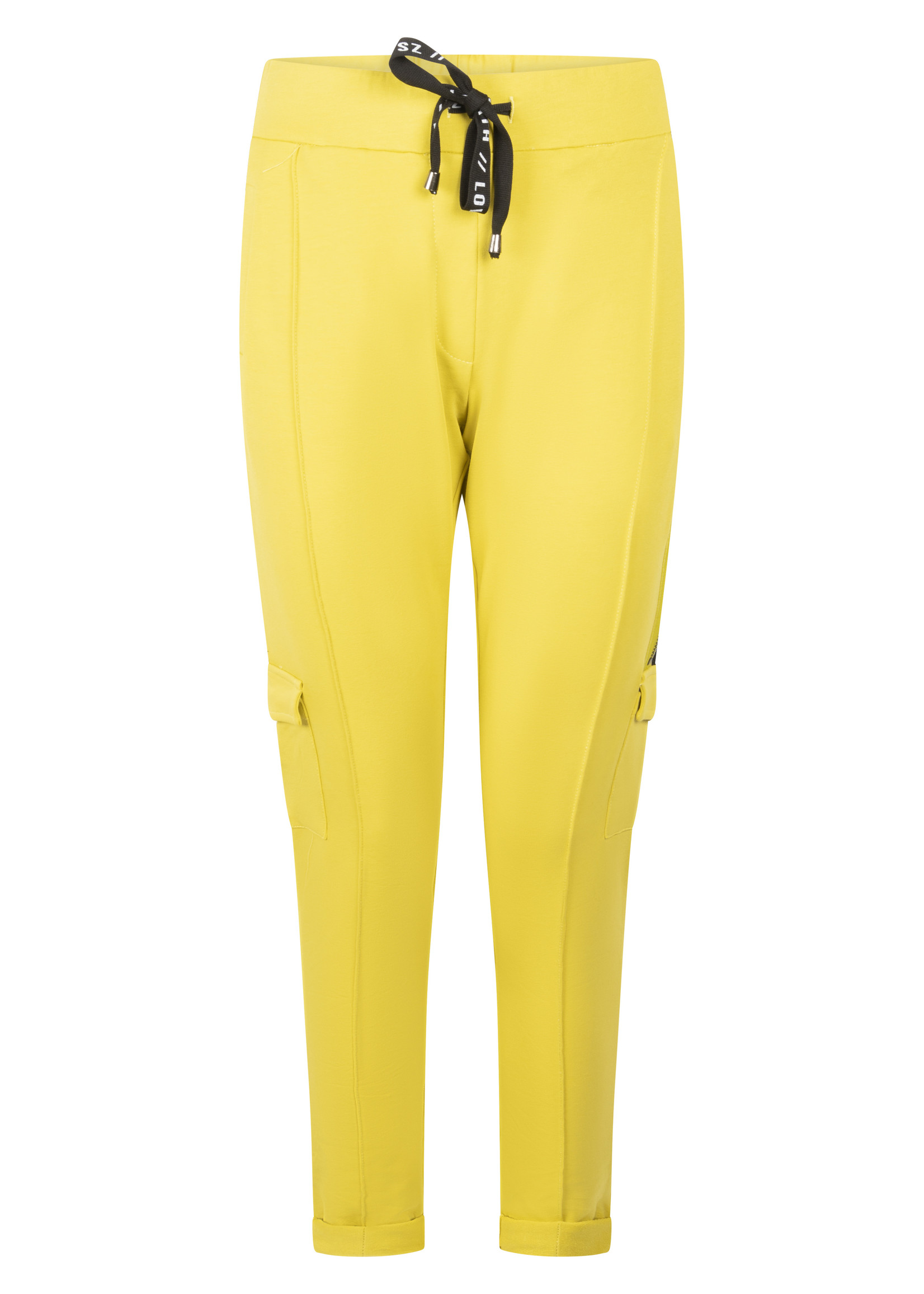 Zoso Zoso - Paloma - sweat trouser - Spicy Yellow