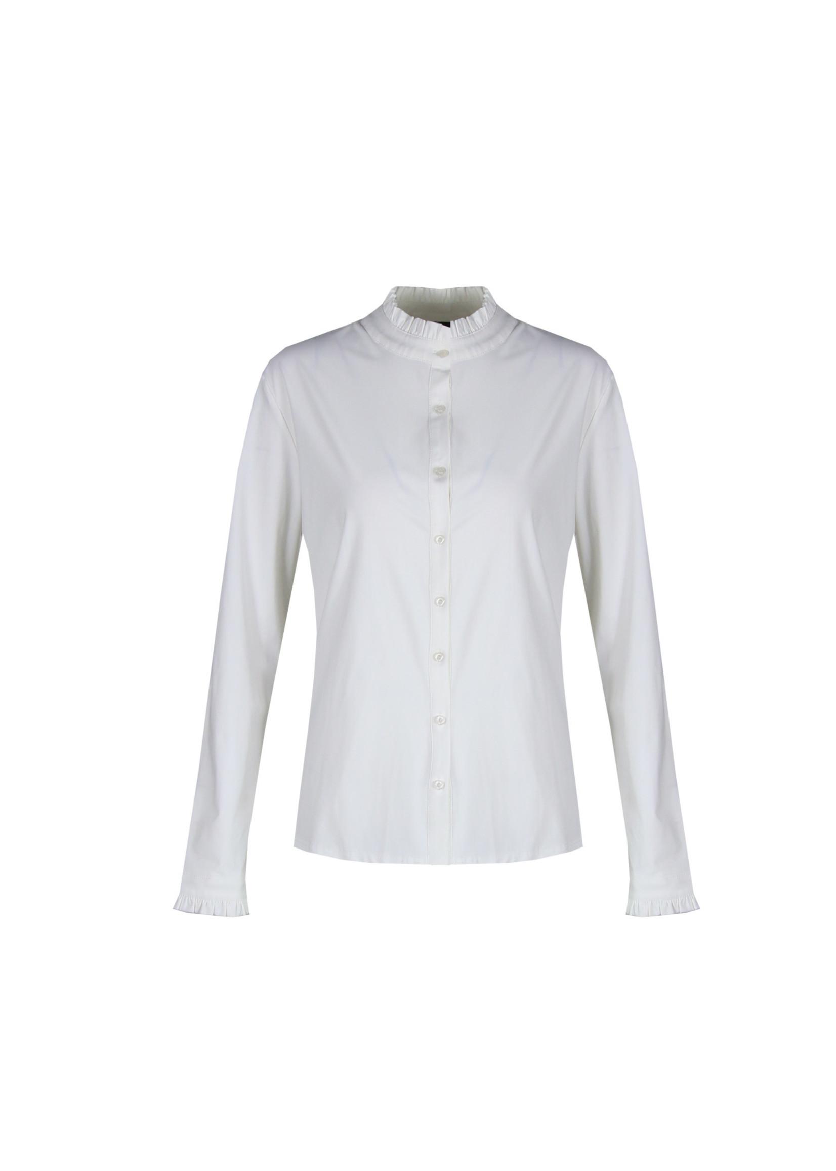 G-Maxx G-maxx - Ceylin blouse - Wit