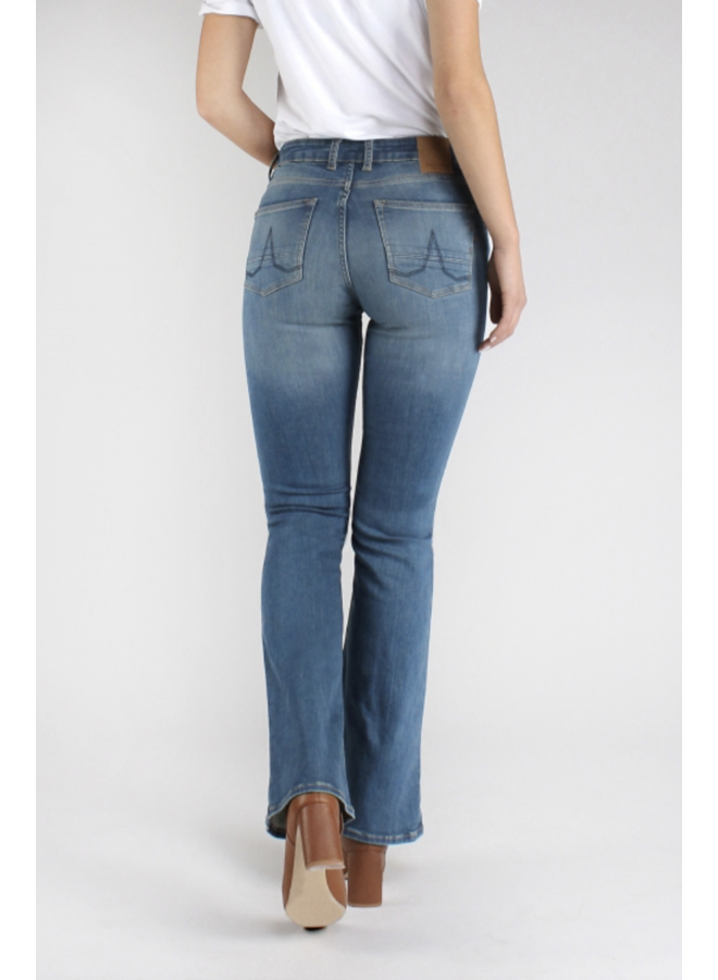 Copy of Kuyichi Amy Bootcut - Herbal Blue