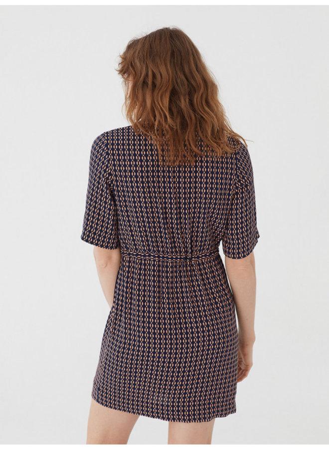 Nice Things Kette Print Dress