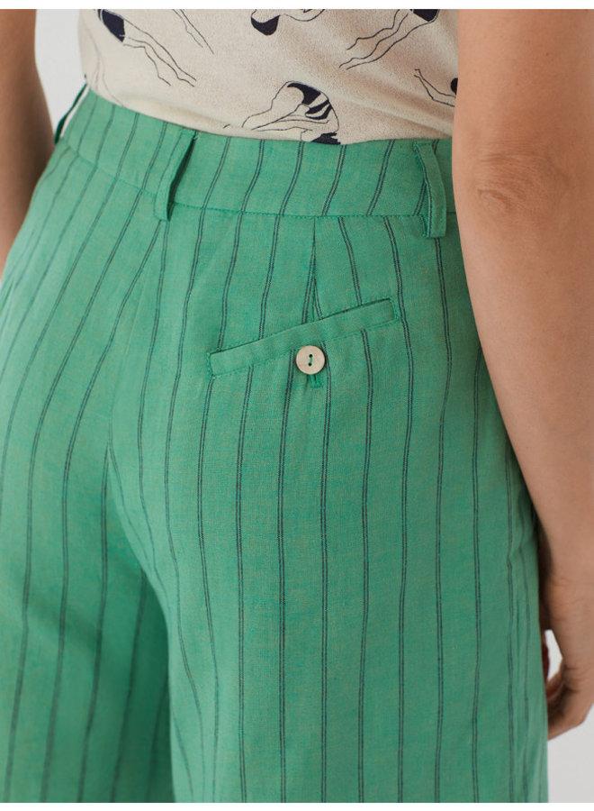 Nice Things Diplo Striped Shorts