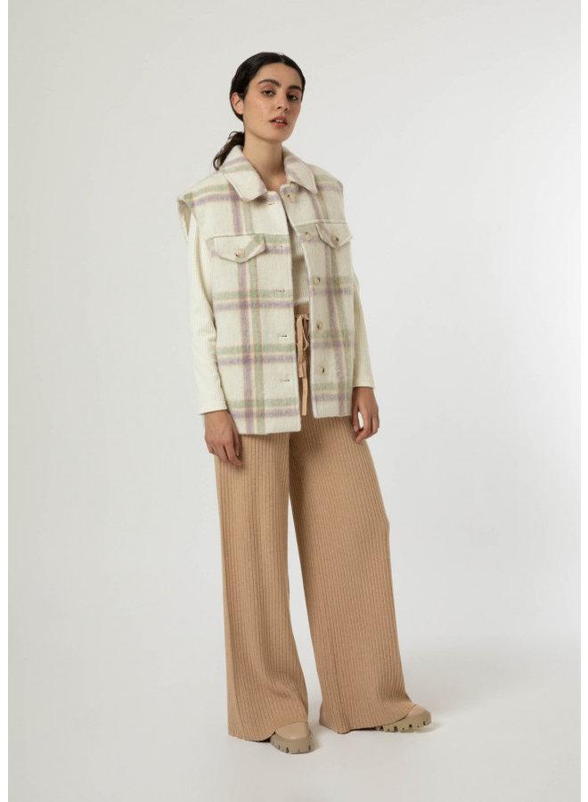 FRNCH Pantalon Pomelo - Beige