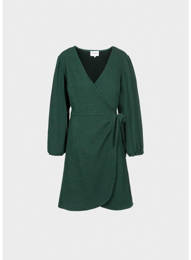 FRNCH Robe Acela - Vert Mousse