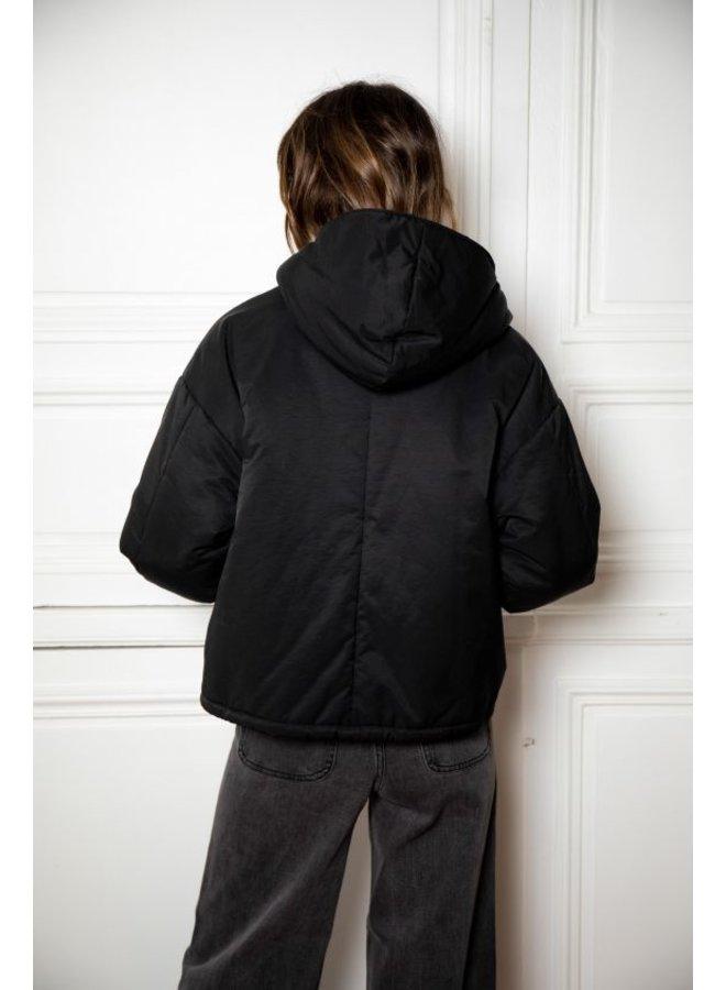 Padded Jacket - Noir