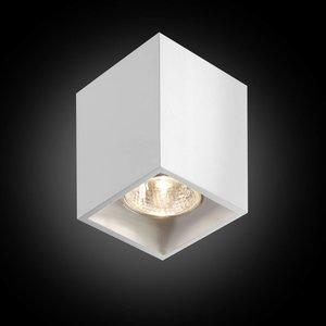 B lighted 1-lichts opbouwspot Pure 1/100 - 230 V