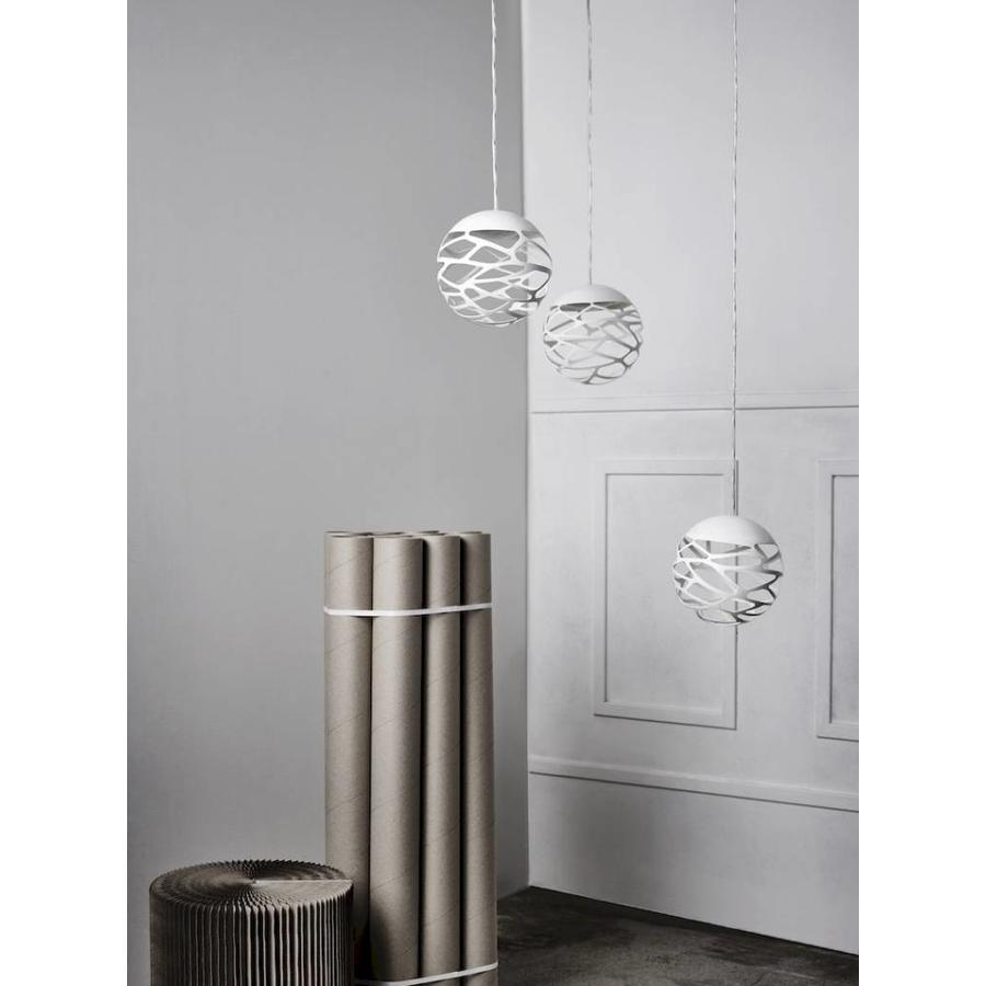 Dimbare Hanglamp Kelly Cluster Sphere met geïntegreerde LED