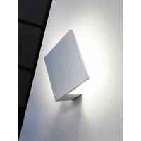 Dimbare Wand-plafondlamp Puzzle Single Square met geïntegreerde LED
