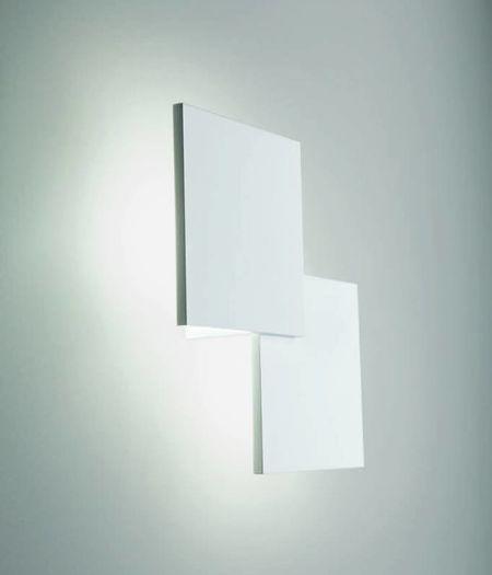 Puzzle Double Square LED