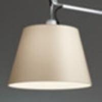 Vloerlamp Tolomeo Mega Terra - Zwart