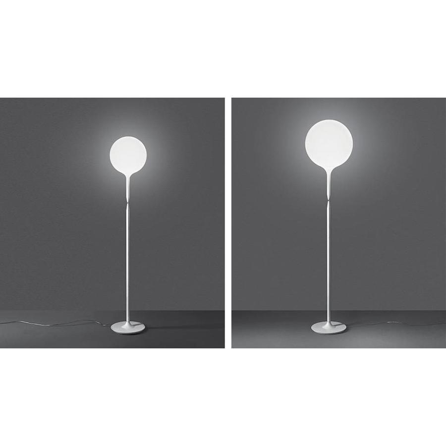 Dimbare vloerlamp Castore 35