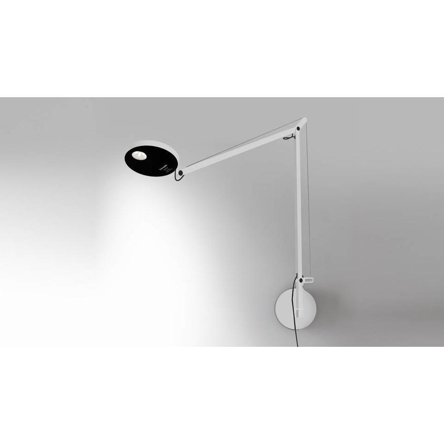 Dimbare wandlamp Demetra met geïntegreerde LED