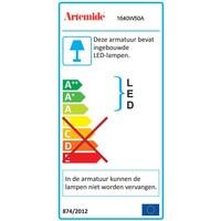 Dimbare vloerlamp Ilio met geïntegreerde LED