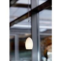 In hoogte verstelbare + Dimbare 1-lichts Hanglamp Oh met geïntegreerde LED